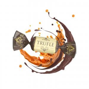 Luxury truffle