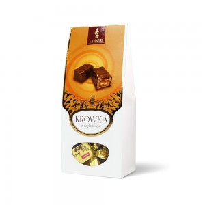 Milchkaramellen in Schokolade