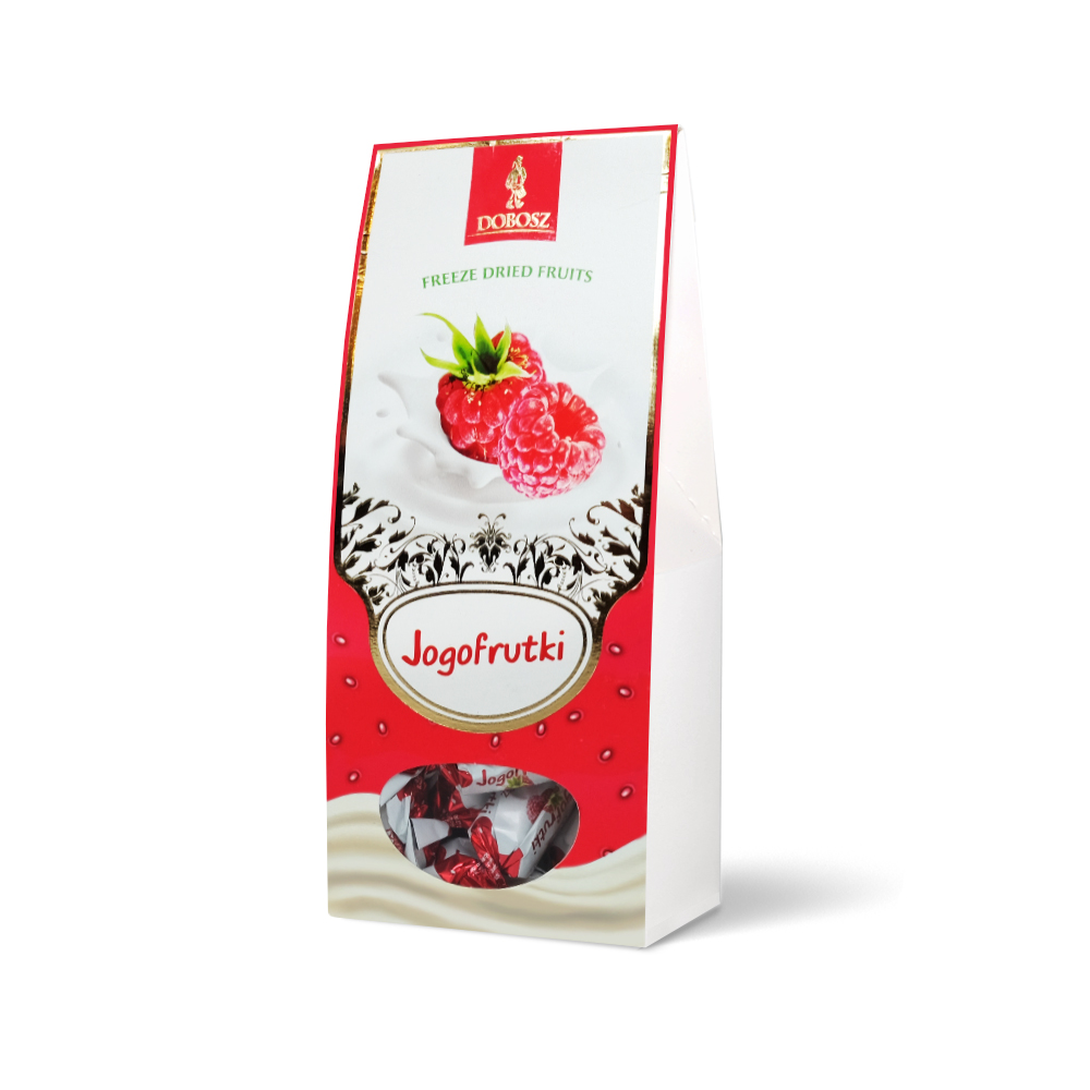 Jogofrutki - raspberrries