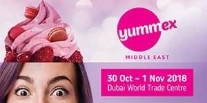 YUMMEX Fair in Dubai
